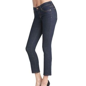 J Brand Scarlett Seven-Eighths Jean in Ink